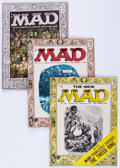 Magazines:Mad, Mad #25-29 Group (EC, 1955-56).... (Total: 5 Comic Books)