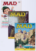 Magazines:Mad, Mad #31-85 Group (EC, 1957-64) Condition: Average FN/VF.... (Total: 55 Comic Books)