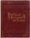 Books:Americana & American History, G.T. Ridlon. Saco Valley Settlements and Families, Historical, Biographical, Genealogical, Traditional, and Legendary, e...