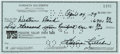Baseball Collectibles:Others, 1979 Harmon Killebrew Signed Checks Lot of 10. ...