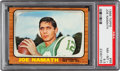 Football Cards:Singles (1960-1969), 1966 Topps Joe Namath #96 PSA NM-MT+ 8.5....