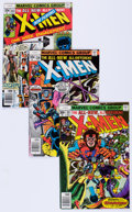 Modern Age (1980-Present):Superhero, X-Men Short Box Group (Marvel, 1977-89) Condition: Average NM....