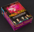 "Non-Sport Cards:Unopened Packs/Display Boxes, 1979 Topps ""Star Trek"" Wax Box With 36 Unopened Packs...."