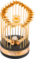 Baseball Collectibles:Others, 1986 New York Mets World Series Championship Trophy Presented toJesse Orosco....