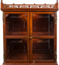 Advertising:Tobacciana, Advertising: P. Lorillard Tobacco Countertop Store Cabinet....