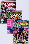 Modern Age (1980-Present):Superhero, X-Men Short Box Group (Marvel, 1980-91) Condition: Average NM-....