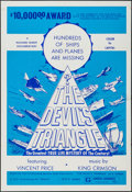 """Movie Posters:Documentary, The Devil's Triangle (UFO, 1974). One Sheet (27"""" X 41""""). Documentary.. ..."""