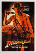 "Movie Posters:Adventure, Indiana Jones and the Temple of Doom (United InternationalPictures, 1984). Australian One Sheet (27"" X 40"") Style C.Advent..."