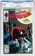 Modern Age (1980-Present):Superhero, The Amazing Spider-Man #308 (Marvel, 1988) CGC NM/MT 9.8 Whitepages....