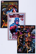 Modern Age (1980-Present):Superhero, Marvel Modern Age Superhero Long Box Group (Marvel, 2004-2005)Condition: Average NM-....