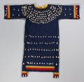 American Indian Art:Beadwork and Quillwork, A PLAINS WOOL DRESS...