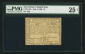 Colonial Notes:New Jersey, New Jersey June 9, 1780 $1 PMG Very Fine 25 Net.. ...