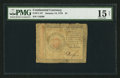 Colonial Notes:Continental Congress Issues, Continental Currency January 14, 1779 $1 PMG Choice Fine 15 Net.....