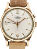 Political:Presidential Relics, Harry S Truman: Personally Owned Vulcain Cricket Wrist Watch....