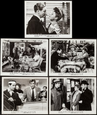 """The Talk of the Town (Columbia, 1942). Photos (5) (8"""" X 10""""). Comedy. ... (Total: 5 Items)"""