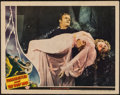 "Movie Posters:Horror, Frankenstein Meets the Wolf Man (Universal, 1943). Lobby Card (11""X 14""). Horror.. ..."