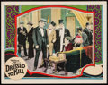"Movie Posters:Crime, Dressed to Kill (Fox, 1928). Lobby Card (11"" X 14""). Crime.. ..."