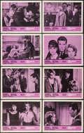 "Movie Posters:Drama, The Children's Hour (United Artists, 1962). Lobby Card Set of 8(11"" X 14""). Drama.. ... (Total: 8 Items)"
