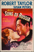 "Movie Posters:War, Song of Russia (MGM, 1944). One Sheet (27"" X 41""). War.. ..."