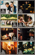 "Movie Posters:Crime, The Godfather Part II (Paramount, 1974). Lobby Card Set of 8 (11"" X14""). Crime.. ..."