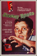 """Movie Posters:Crime, Johnny Rocco (Allied Artists, 1958). One Sheet (27"""" X 41"""") & Lobby Cards (5) (11"""" X 14""""). Crime.. ... (Total: 6 Items)"""