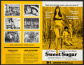 Movie Posters:Bad Girl, Sweet Sugar & Others Lot (Dimension, 1972). Uncut Pressbooks(8) (Multiple Pages, Various Sizes). Bad Girl.. ... (Total: 8Items)