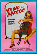 """Movie Posters:Adult, Young and Innocent & Others Lot (Pegasus Films, 1982). One Sheets (5) (23.5"""" X 35"""", 25"""" X 38"""", & 27"""" X 41""""). Adult.. ... (Total: 5 Items)"""