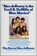 """Movie Posters:Adult, Superstar Ladies: The Best of Alex de Renzy & Others Lot (Blu-pix, 1983). One Sheets (4) (27"""" X 41""""). Adult.. ... (Total: 4 Items)"""