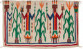 Other, A NAVAJO YEI RUG...