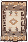 Other, A NAVAJO PICTORIAL RUG...
