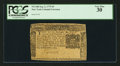 Colonial Notes:New York, New York September 2, 1775 $5 PCGS Very Fine 30.. ...