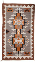 Other, A NAVAJO REGIONAL RUG. c. 1950...