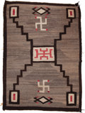 Other, A NAVAJO REGIONAL RUG . c. 1910...