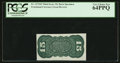 Fractional Currency:Third Issue, Fr. 1272SP 15¢ Third Issue Narrow Margin Back PCGS Very Choice New 64PPQ.. ...