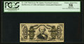 Fractional Currency:Third Issue, Fr. 1328 50¢ Third Issue Spinner PCGS Apparent Choice About New 58.. ...