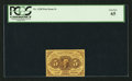 Fractional Currency:First Issue, Fr. 1230 5¢ First Issue PCGS Gem New 65.. ...