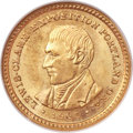 Commemorative Gold, 1905 G$1 Lewis and Clark MS66 NGC....