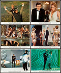 "Movie Posters:James Bond, Casino Royale (Columbia, 1967). Color Photos (12) (8"" X 10"") andBlack and White Photos (42) (Various Sizes).. ... (Total: 54 Items)"