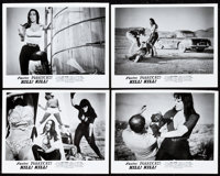 "Faster, Pussycat! Kill! Kill! (Eve Productions, 1965). Photos (9) (8"" X 10""). ... (Total: 9 Items)"