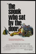 "Movie Posters:Blaxploitation, The Spook Who Sat by the Door (United Artists, 1973). One Sheet(27"" X 41""). Blaxploitation. ..."