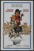 "Movie Posters:Sports, The Bad News Bears (Paramount, 1976). One Sheet (27"" X 41""). Sports. ..."