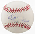Autographs:Baseballs, Circa 2010 Mark McGwire Single Signed Baseball....