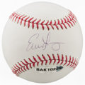 Autographs:Baseballs, Circa 2010 Evan Longoria Single Signed Baseball....