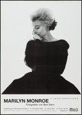 "Movie Posters:Miscellaneous, Marilyn Monroe: Photography of Bert Stern (Reichelt & Brockman, 2000). German A1 (23.25"" X 33""). Miscellaneous.. ..."