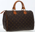 Luxury Accessories:Bags, Louis Vuitton Classic Monogram Canvas Speedy 30 Bag . ...