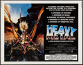 "Movie Posters:Animation, Heavy Metal (Columbia, 1981). Half Sheet (22"" X 28""). Animation....."