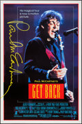 """Movie Posters:Rock and Roll, Paul McCartney: Get Back (New Line, 1991). One Sheet (27"""" X 41""""). Rock and Roll.. ..."""