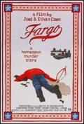 "Movie Posters:Crime, Fargo (Polygram, 1996). One Sheet (27"" X 40"") DS. Crime.. ..."
