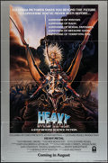 "Movie Posters:Animation, Heavy Metal (Columbia, 1981). One Sheets (2) (27"" X 41"") Advance& Style B. Animation.. ... (Total: 2 Items)"