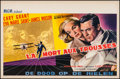"""Movie Posters:Hitchcock, North by Northwest (MGM, 1959). Belgian (14"""" X 21.5""""). Hitchcock.. ..."""
